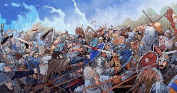 La bataille d'Hastings | Guillaume le Conquérant | Emmanuel Cerisier | Historyweb - 9 guillaume le conquérant Guillaume le Conquérant, ou l'ascension du bâtard de Normandie guillaume le conquerant emmanuel cerisier historyweb 7 350x185