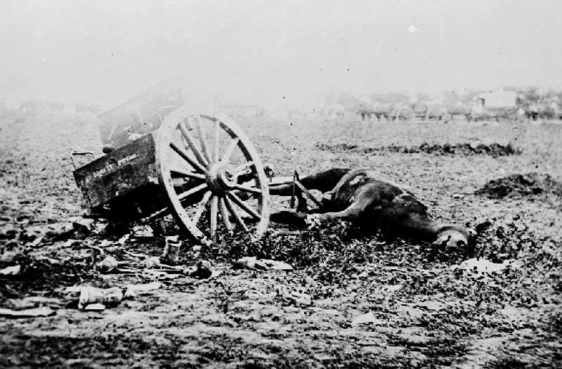 La bataille de Gettysburg | Site d'Histoire | Historyweb -4 la bataille de gettysburg LA BATAILLE DE GETTYSBURG bataille gettysburg historyweb 10