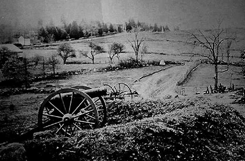 La bataille de Gettysburg | Site d'Histoire | Historyweb -9 la bataille de gettysburg LA BATAILLE DE GETTYSBURG bataille gettysburg historyweb 5