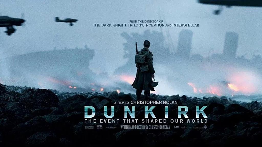 Dunkerque | Christopher Nolan | Le site de l'Histoire | Historyweb -1  Dunkerque, de Christopher Nolan : épuré et puissant. dunkerque historyweb 2