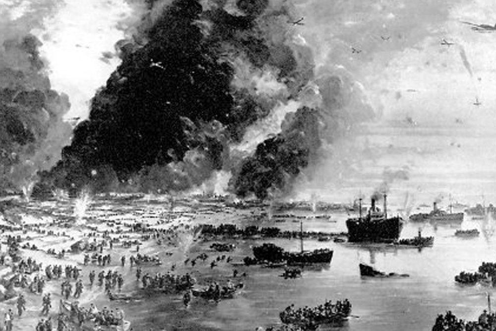 Opération Dynamo | Bataille de Dunkerque | Le site de l'Histoire Historyweb - 33 Opération Dynamo L'opération Dynamo en images operation dynamo bataille dunkerque 13