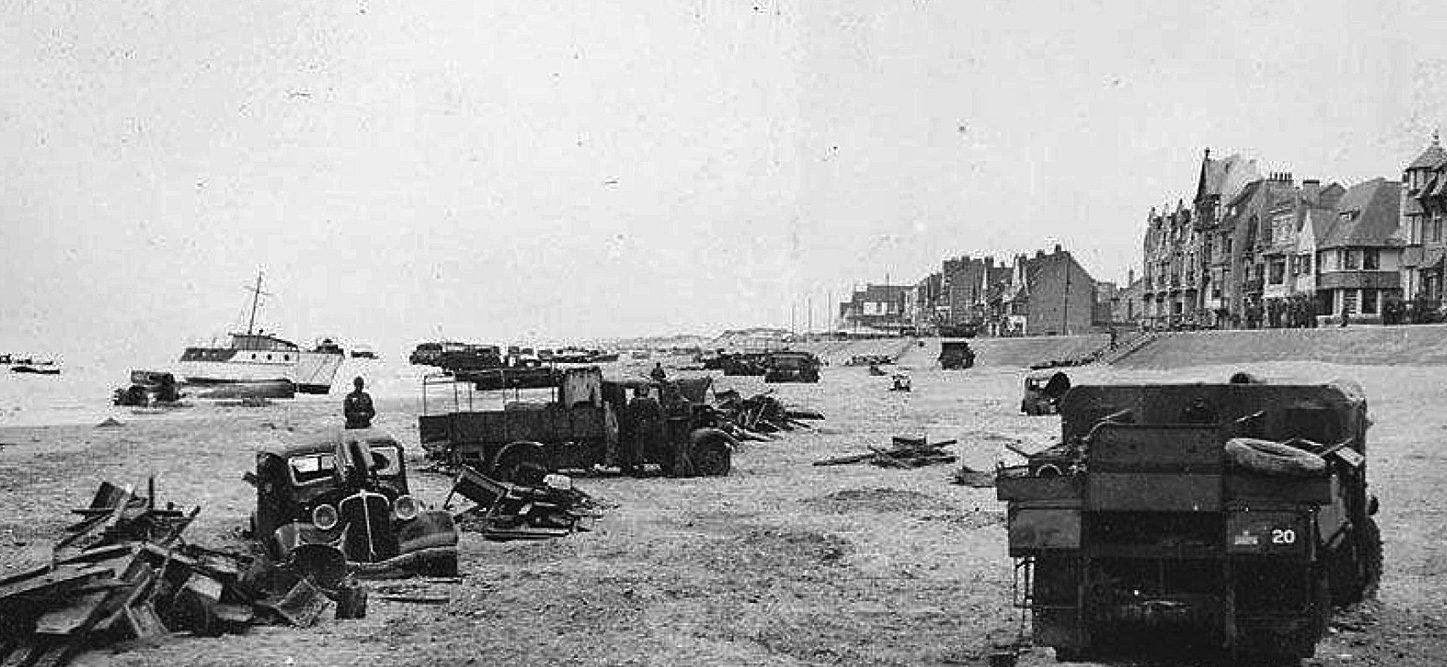 Après la bataille | Bataille de Dunkerque | Le site de l'Histoire Historyweb - 30 Opération Dynamo L'opération Dynamo en images operation dynamo bataille dunkerque 16