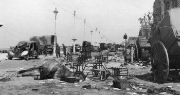 Opération Dynamo | Bataille de Dunkerque | Le site de l'Histoire Historyweb - 29 train nazi Un train nazi rempli d'or découvert en Pologne operation dynamo bataille dunkerque 17 350x185