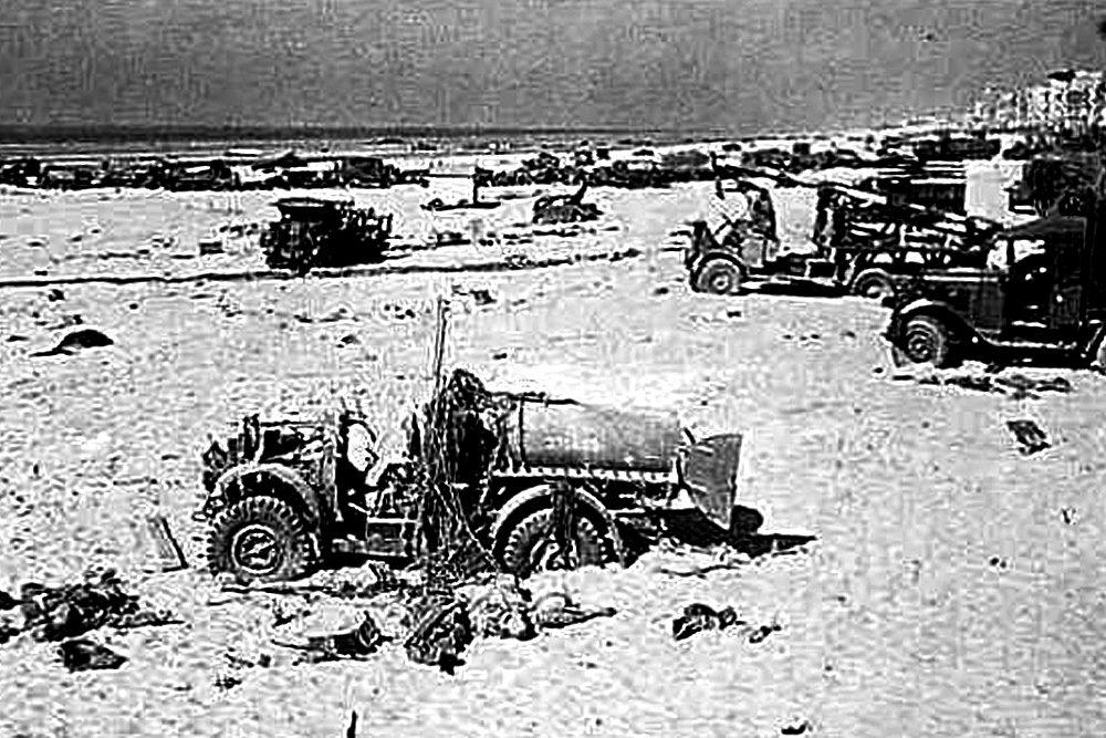 Carcasse d'engin français | Bataille de Dunkerque | Le site de l'Histoire Historyweb - 37 Opération Dynamo L'opération Dynamo en images operation dynamo bataille dunkerque 9