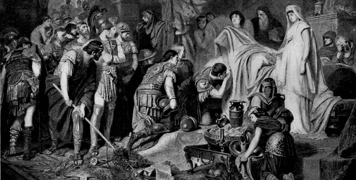 La mort d'Alexandre le Grand | Le site de l'Histoire | Historyweb  Mort d'Alexandre le Grand histoire historyweb mort alexandre le grand 2 730x370