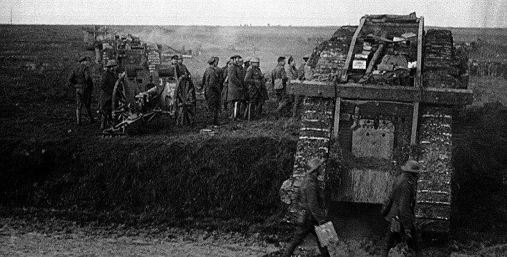 La bataille de la Somme | historyweb.fr -1 bataille de la somme La bataille de la Somme bataille somme premiere guerre mondiale site histoire historyweb 2 730x370