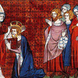 Couronnement de Charlemagne | Site d'Histoire | Historyweb.fr couronnement de Charlemagne Le couronnement de Charlemagne charlemagne site histoire historyweb 267x267