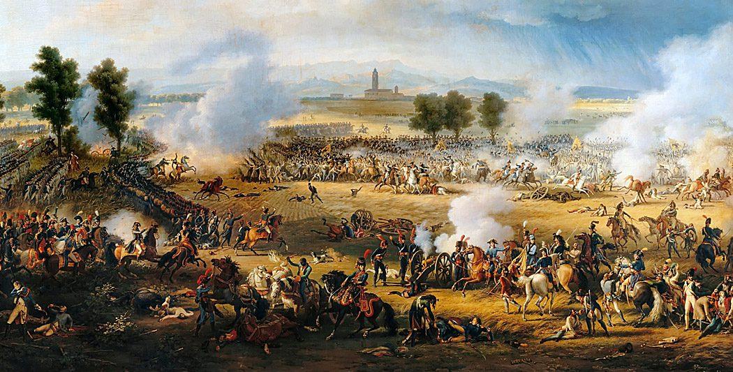 Bataille de Marengo   historyweb.fr bataille de marengo La bataille de Marengo bataille marengo site histoire historyweb 1