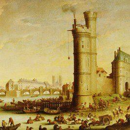 Tour de Nesle | historyweb.fr scandale de la tour de nesle Le scandale de la tour de Nesle tour de nesles site histoire historyweb 267x267