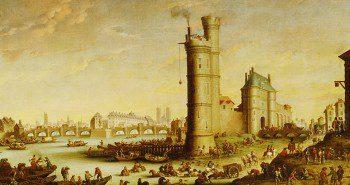 Tour de Nesle | historyweb.fr évasion fiscale L'évasion fiscale à l'époque des Croisades tour de nesles site histoire historyweb 350x185