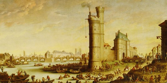 Tour de Nesle | historyweb.fr scandale de la tour de nesle Le scandale de la tour de Nesle tour de nesles site histoire historyweb 534x267