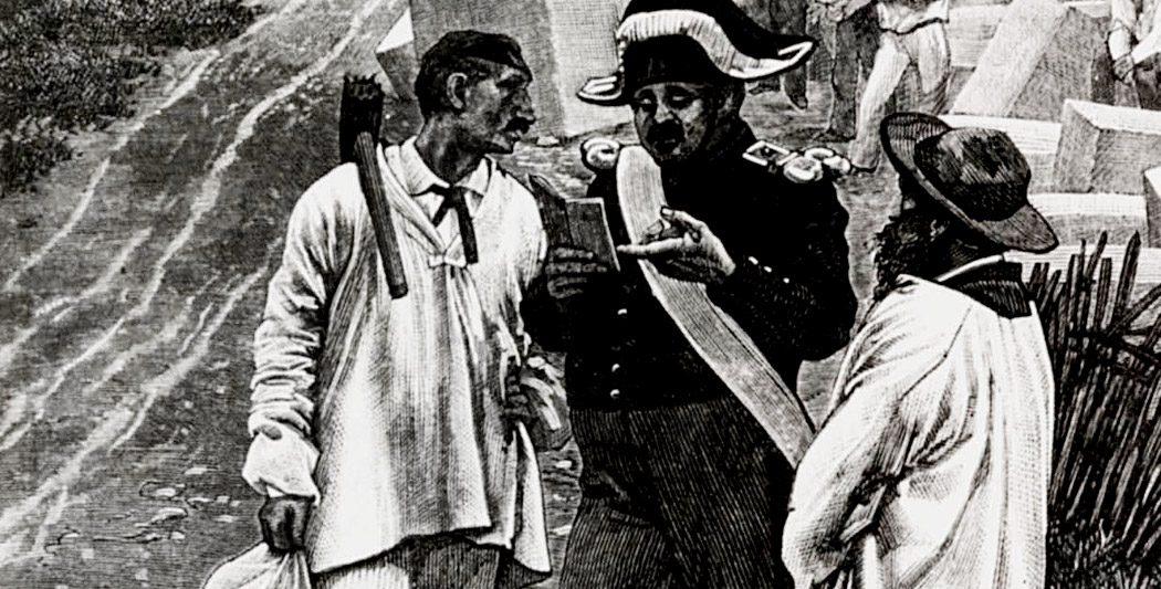 Le livret ouvrier | Le site de l'Histoire | historyweb-2 le livret ouvrier Le livret ouvrier, histoire et origine Livret ouvrier histoire historyweb