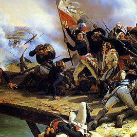 La bataille du pont d'Arcole | Site de l'Histoire | historyweb bataille du pont d'arcole La bataille du pont d'Arcole bataille arcole site histoire historyweb 5 267x267