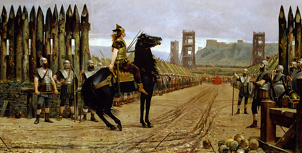 Vercingétorix | Le site de l'Histoire | historyweb vercingétorix Vercingétorix vercingetorix histoire historyweb 2