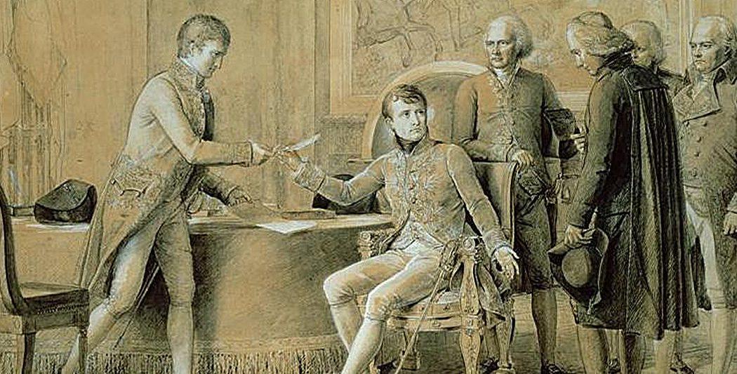 Le concordat de Bonaparte