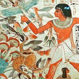 Actualité | Egypte | Histoire | Historyweb  Un rarissime carré de lin funéraire égyptien aux enchères actu histoire historyweb 52 267x267