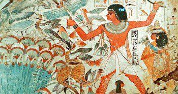 Actualité   Egypte   Histoire   Historyweb  Un rarissime carré de lin funéraire égyptien aux enchères actu histoire historyweb 52 350x185