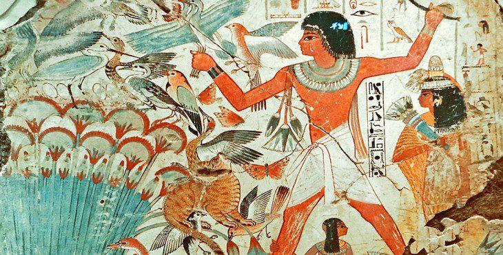 Actualité | Egypte | Histoire | Historyweb  Un rarissime carré de lin funéraire égyptien aux enchères actu histoire historyweb 52 730x371