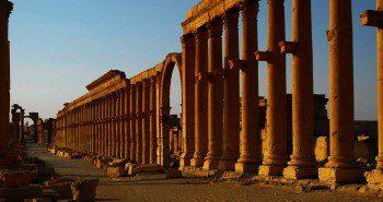 Palmyre  Syrie   Historyweb   Le site de l'Histoire -2  Palmyre, miracle archéologique en danger actualit   histoire historyweb 9 350x185