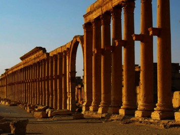 Palmyre |Syrie | Historyweb | Le site de l'Histoire -2 palmyre Palmyre, miracle archéologique en danger actualit   histoire historyweb 9 356x267