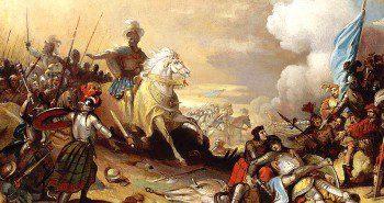 La bataille de Marignan | Le site de l'Histoire | Historyweb l'invincible armada L'invincible armada et la bataille de Gravelines bataille marignan histoire historyweb 350x185