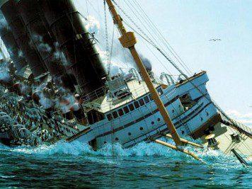 Le naufrage du Lusitania | Site d'histoire Historyweb naufrage du lusitania Le naufrage du Lusitania naufrage lusitania histoire historyweb 1 356x267