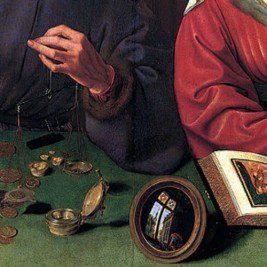 L'évasion fiscale à l'époque des Croisades | Site d'Histoire | Historyweb évasion fiscale L'évasion fiscale à l'époque des Croisades 637px quentin massys 001 267x267