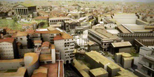 Rome antique   Site d'histoire   Historyweb  La Rome antique comme si vous y étiez ! 7570c86e fd47 4431 a950 05005854078e 534x267