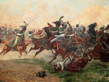Bataille de Wagram | Le site de l'Histoire | Historyweb bataille de wagram La bataille de Wagram bataille wagram site histoire historyweb 1 356x267
