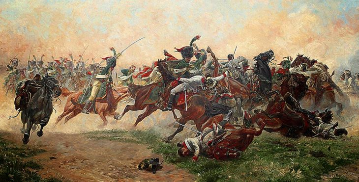 Bataille de Wagram | Le site de l'Histoire | Historyweb bataille de wagram La bataille de Wagram bataille wagram site histoire historyweb 1 730x371