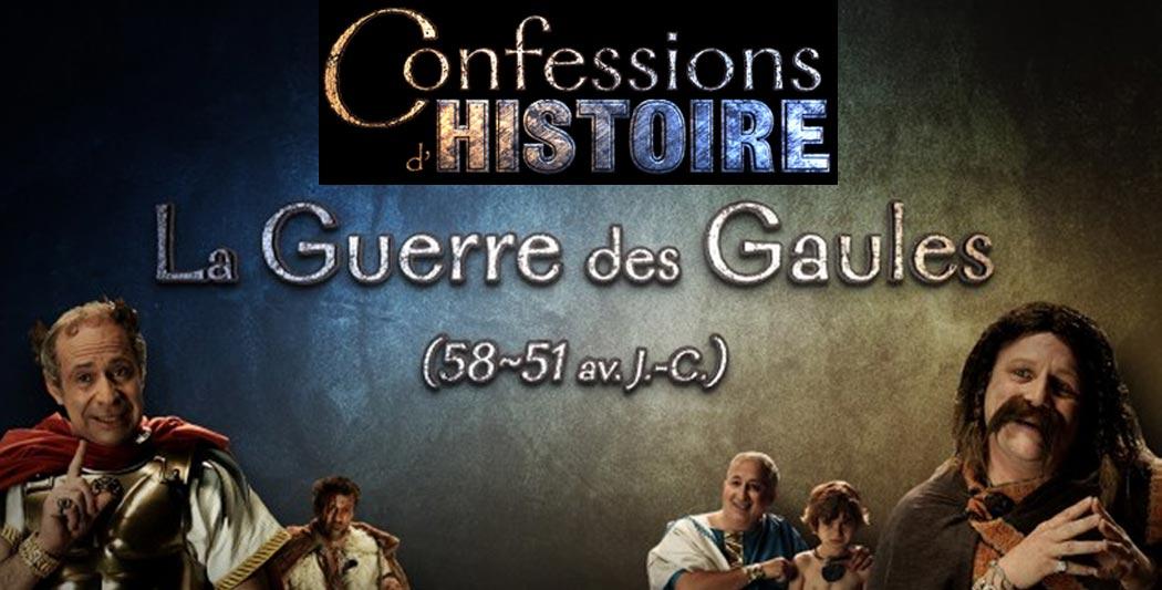 Confessions d'Histoire… à voir !