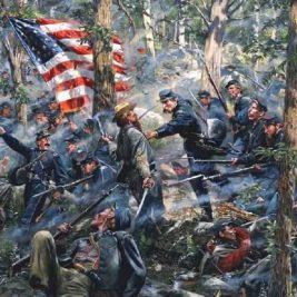 Bataille de Gettysburg | Site d'Histoire | Historyweb -6 la bataille de gettysburg LA BATAILLE DE GETTYSBURG bataille gettysburg historyweb 8 267x267