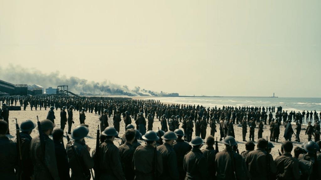 Dunkerque, de Christopher Nolan : épuré et puissant.