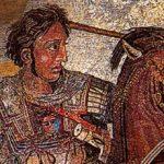 La bataille de Gaugamèles | Alexandre le Grand fresques Des fresques dignes de Pompéi exhumées à Arles histoire historyweb alexandre le grand bataille gaugameles 2 150x150