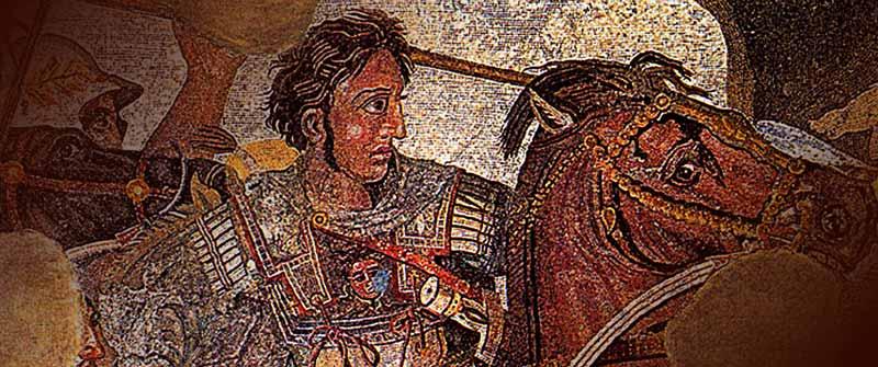 La bataille de Gaugamèles | Alexandre le Grand