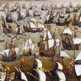 L'Invincible Armada   Le site de l'Histoire   Historyweb l'invincible armada L'invincible armada et la bataille de Gravelines invincible armada historyweb 267x267