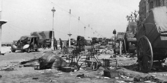 Opération Dynamo | Bataille de Dunkerque | Le site de l'Histoire Historyweb - 29 Opération Dynamo L'opération Dynamo en images operation dynamo bataille dunkerque 17 534x267