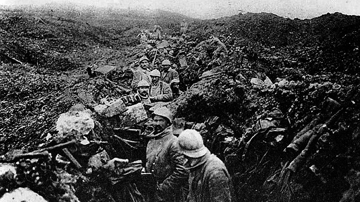Bataille du Chemin des Dames | Site d'histoire | historyweb.fr