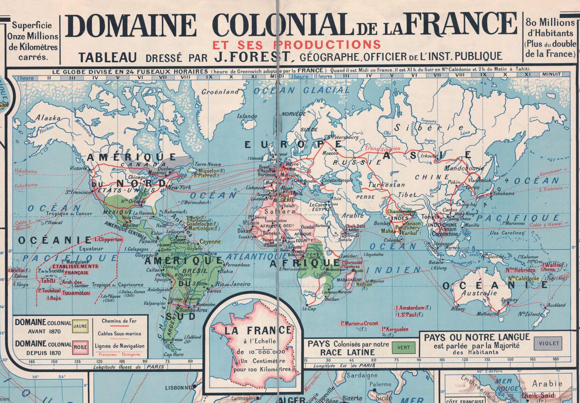 La décolonisation | LE site de l'Histoire | Historyweb -2 la décolonisation La décolonisation : débats et controverses empire colonial france