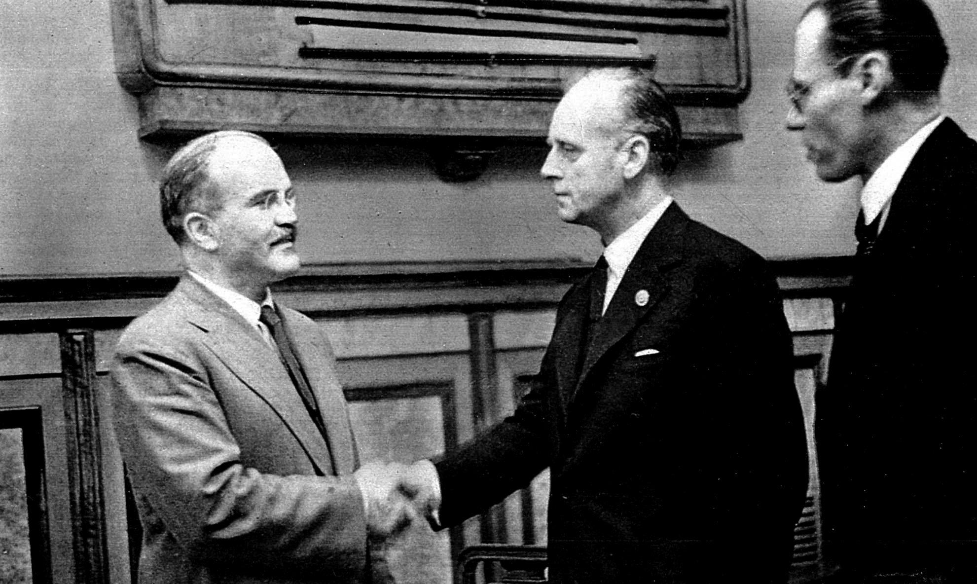Le pacte germano-soviétique
